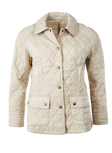 Barbour Ceket Beyaz